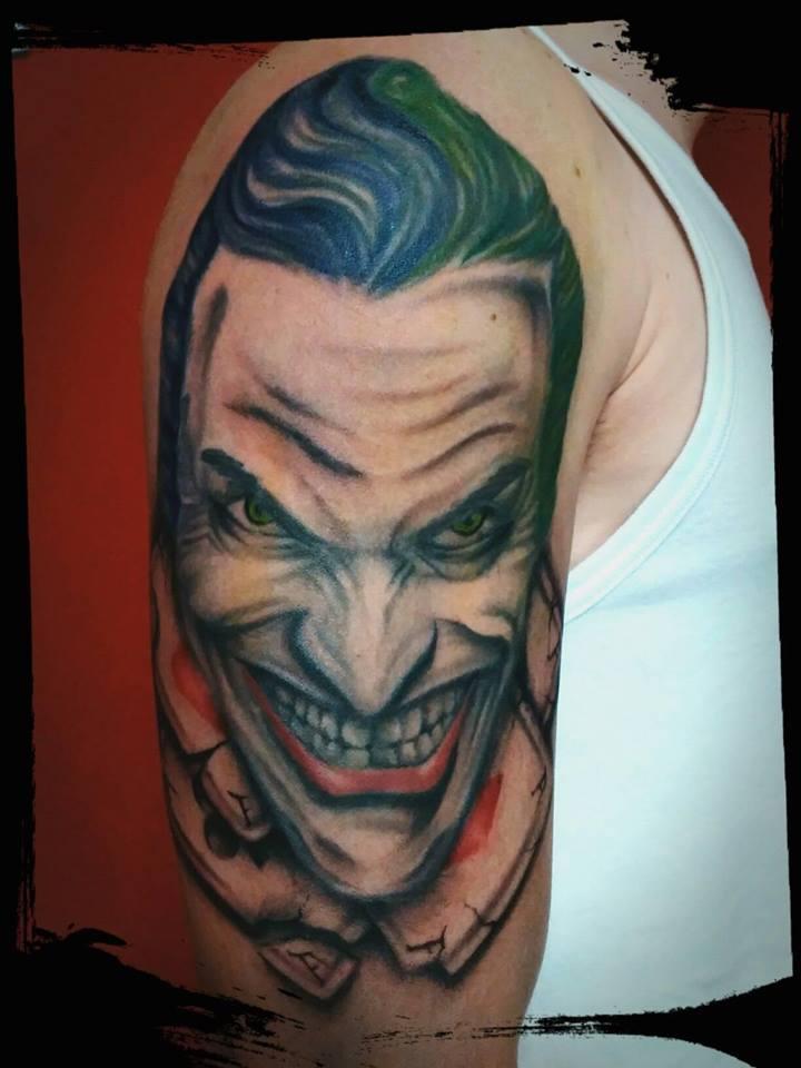 joker, ruka,hand
