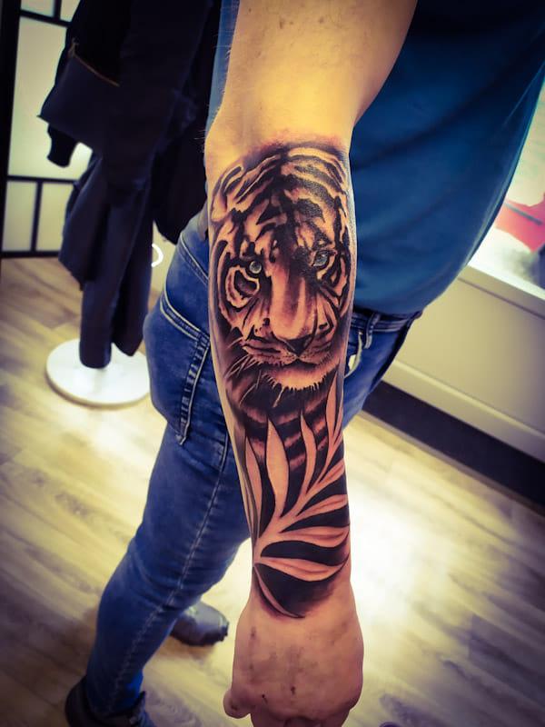 tiger tattoo radka gioia