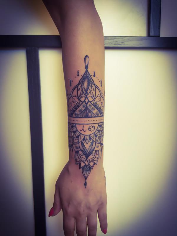tattoo gioia radka mandala